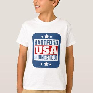 Hartford Connecticut USA T-Shirt