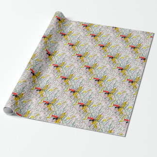 Hartford, Connecticut Wrapping Paper