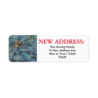 Hartford New Address Label