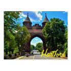 Hartford Postcard