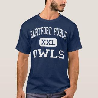 Hartford Public - Owls - High - Hartford T-Shirt