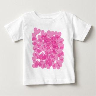 Harts pattern baby T-Shirt