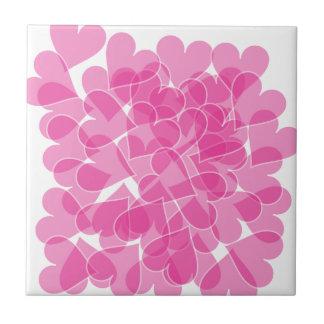 Harts pattern tile