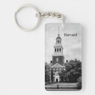 Harvard Keychain