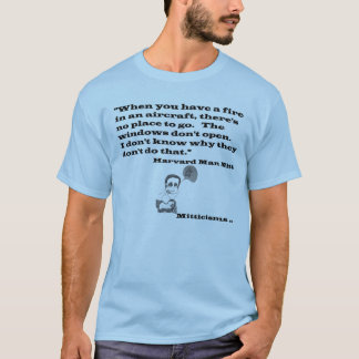 Harvard Man Mitt T-Shirt
