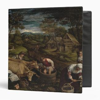 Harvest, , 1576 3 ring binder