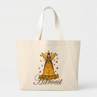 Harvest Angel Fall tote bag