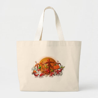 harvest ants large tote bag