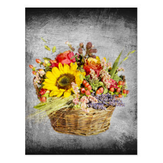 Harvest Beauty Postcard