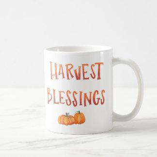 Harvest Blessings Mug