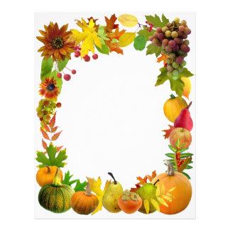 Harvest Border Letterhead
