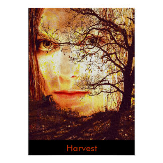 Harvest - Customized Poster