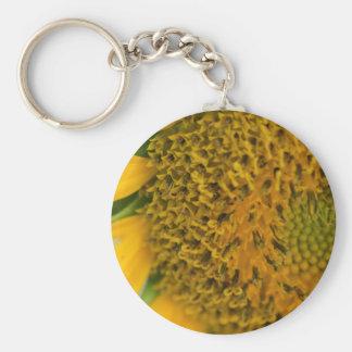Harvest Flower keychain