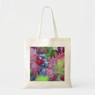 Harvest Grapes Tote Bag