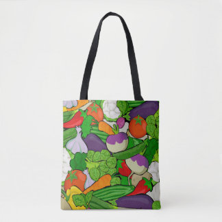 Harvest Harmony Tote Bag