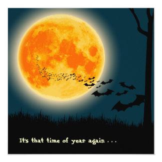 Harvest Moon Invitation