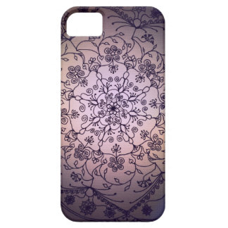 Harvest Moon Mandala - Fall Sky Case For The iPhone 5