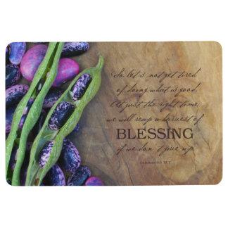 Harvest Of Blessing Floor Mat