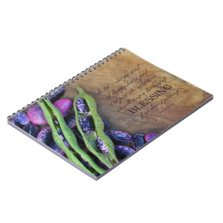 Harvest Of Blessing Notebook