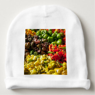 Harvest of Chilies Baby Beanie