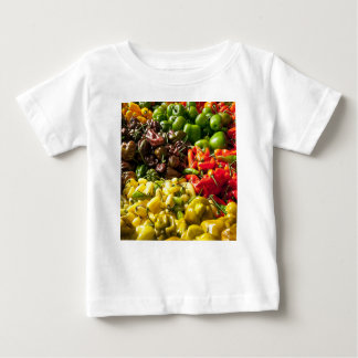 Harvest of Chilies Baby T-Shirt