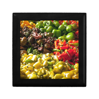 Harvest of Chilies Gift Box