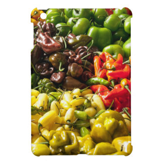 Harvest of Chilies iPad Mini Cover