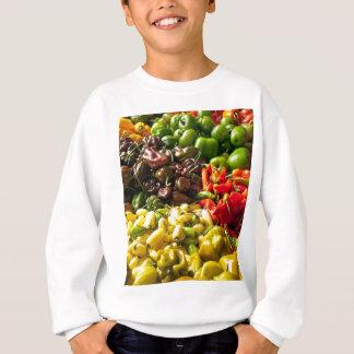 Harvest of Chilies Sweatshirt