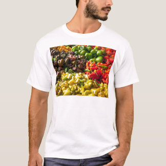 Harvest of Chilies T-Shirt
