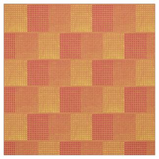 Harvest Polka Dots Fabric