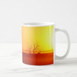 Harvest Sunset Coffee Mug