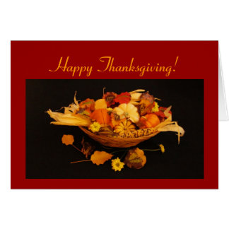 Harvest / Thanksgiving Card