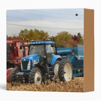 Harvest time 3 ring binder