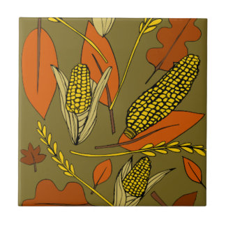 harvest time ceramic tiles