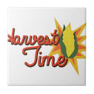 Harvest Time Corn Tile