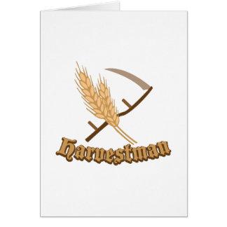 Harvestman Card
