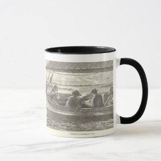 Harvey Cedars & Barnegat NJ Vintage Mug