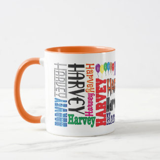 Harvey Coffee Mug