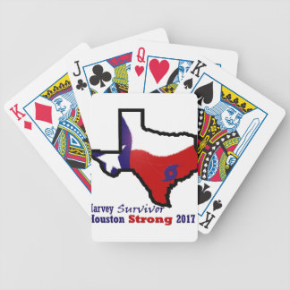 Harvey design 3 bicycle playing cards