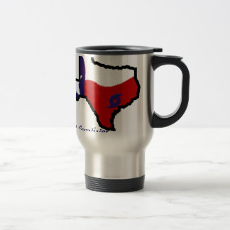 Harvey design 3 travel mug