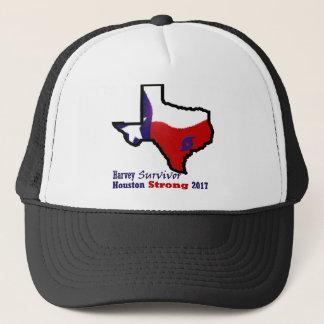 Harvey design 3 trucker hat