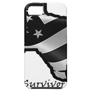 Harvey Design bk wht rd.gif iPhone 5 Cover
