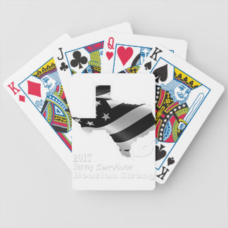 Harvey Design wht txt.gif Bicycle Playing Cards