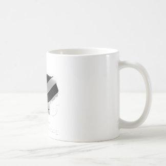 Harvey Design wht txt.gif Coffee Mug