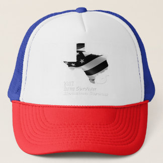 Harvey Design wht txt.gif Trucker Hat
