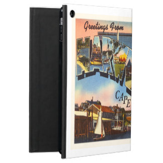 Harwichport Cape Cod Massachusetts MA Old Travel iPad Air Cover