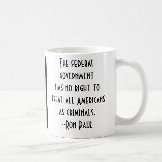 Has No Right Coffee Mug