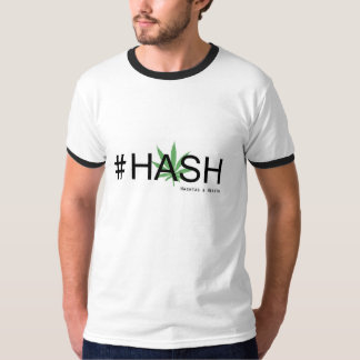 #HASH Collection #HASHtag Classic Tee Men's