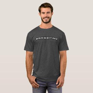 Hashtag Am Writing - I Am Writing Tshirt