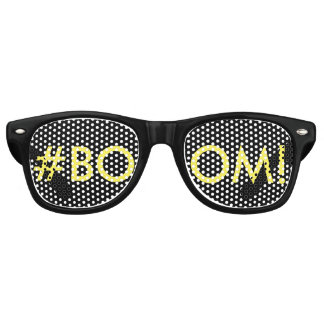 Hashtag BOOM! Party Sunglasses